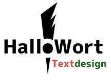 HalloWort Textdesign