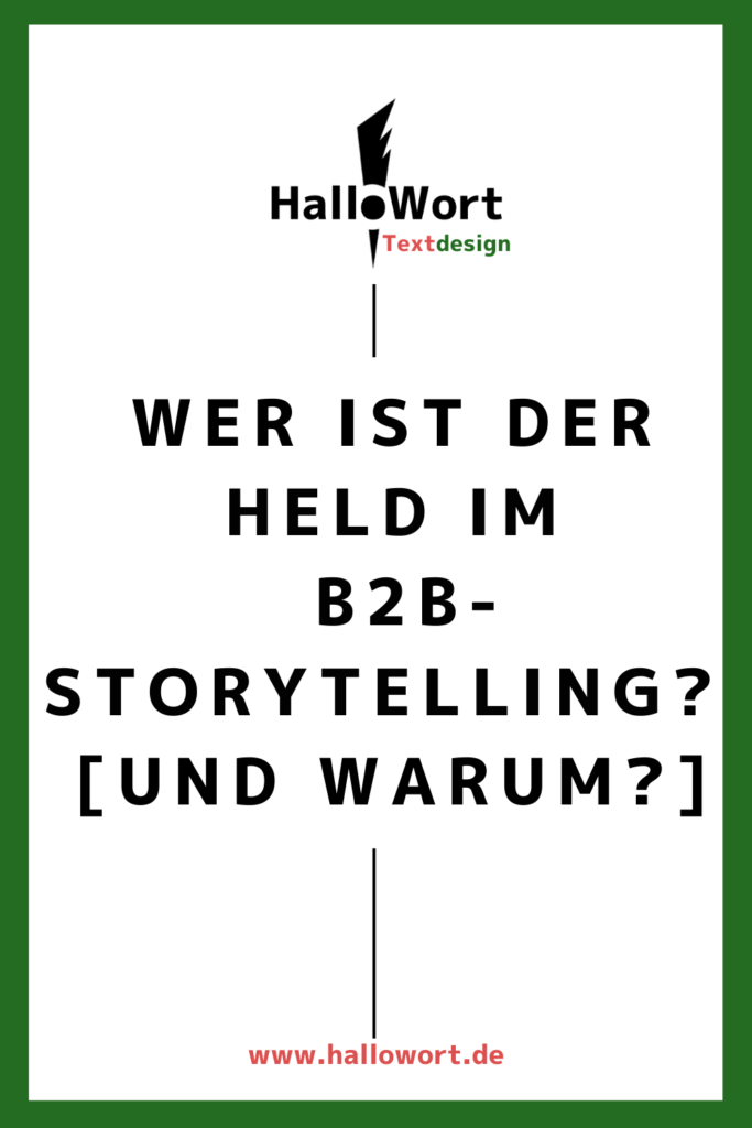B2B-Storytelling Held Content-Marketing
